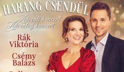Adventi turnéra indul Rák Viktória, Csémy Balázs és a Beliczay kvartett