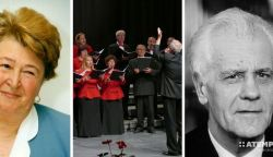 Méry Margit, Concordia Vegyeskar, Párkai István - KÓTA díj