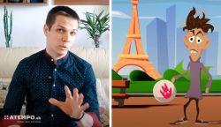 VIDEÓ: Berlioz Fantasztikus szimfóniája szórakoztató animációs kisfilmen