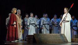 A Parsifal - Wagner zenés ünnepi játéka a TV-ben