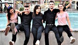 OTT JÁRTUNK: Övék volt a tér! – A Kiss Zenészek Komáromban