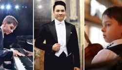 Gertler Teo, Boros Misi és Ninh Long is fellép a Virtuózok jubileumi hangversenyén