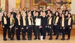 Az ipolysági Musica Aurea Vegyeskar Székesfehérváron vendégszerepel