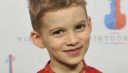 A 11 éves Kelemen Gáspár nyerte az Országos Koncz János Hegedűversenyt