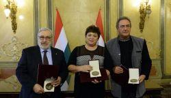 A füleki Szvorák Zsuzsanna Pro Cultura-díjat kapott