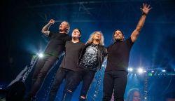 VIDEÓ: Nézzétek meg otthonról a Metallica Párizsi koncertjét
