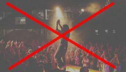 Tilos lesz minden tömegrendezvény