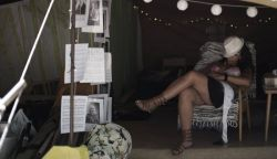 Chill és nyugalom - alternatív zenei sátrak Gombaszögön