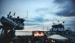Három koncertet rendeznek idén a Balaton közepén