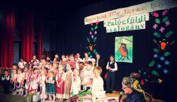 Ifjú palócföldi csalogányok énekeltek Ipolynyéken