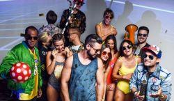 ÚJDONSÁG: Puskás Peti zenekara, a The Biebers egy régi slágert dolgozott fel - Dübörög a ház
