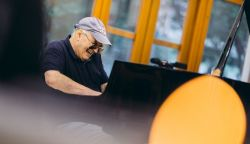 OTT VOLTUNK: A jazz meghozta a szabadságot Dunaszerdahelyre