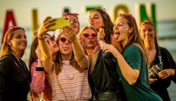 A világ legjobb lemezlovasai a 2020-as Balaton Soundon