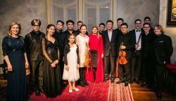 A Virtuózok vendége volt Budapesten a Kínai Filharmonikus Zenekar