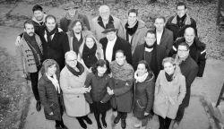 Megjelent a Hungarian FolkEmbassy & Barátai új lemeze
