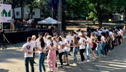 Változatos programmal nyílt meg a határon túli magyar fiatalokat is szolgáló új központ (FOTÓ+VIDEÓ)