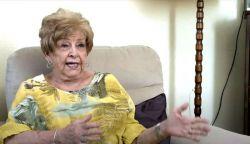 85 éves Pásztor Erzsi színművésznő
