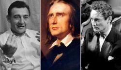 Szerelmi álmok – film a 210 éve született Liszt Ferencről Sinkovits Imrével a tévében
