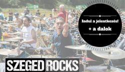 FELHÍVÁS! Várják a zenészek jelentkezését a jövő tavaszi Szeged Rocks-ra