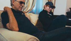 ÚJDONSÁG: Ed Sheeran és Andrea Bocelli duettje - Perfect Symphony