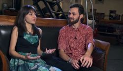 Estendøn a Petőfi TV-ben – interjú és koncert
