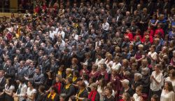 Magyarországi és külföldi kórusok fellépésével rendezik meg a Kórusünnepet