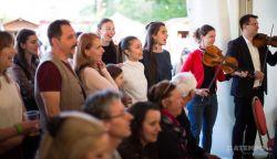 OTT VOLTUNK: Koncertekkel indult a Szlovákiai Magyar Táncháztalálkozó (FOTÓK)