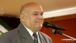 Balogh Gábor Csemadok alelnök Magyar Ezüst Érdemkereszt kitüntetést kapott