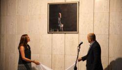 Benkő Géza nevét kapta a stúdiószínpad Komáromban (FOTÓK)