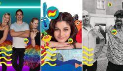 ÉLŐ: Hej, Dunáról - zenés-mesés sorozat gyerekeknek online