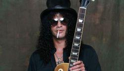 Slash, a Guns N' Roses gitárosa