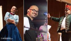 OTT JÁRTUNK: Új bemutatóval és a Rackák muzsikájával ünnepelt a 10 éves Kuttyomfitty Társulat (FOTÓK)