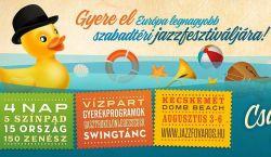 Augusztus elején ismét a jazz fővárosa lesz Kecskemét – részletes program