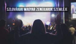 Ők a Szlovákiai Magyar Zenekarok 3. Szemléjének döntősei