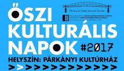 Változatos program az Őszi Kulturális Napokon Párkányban