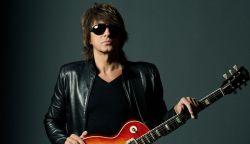 60 éves Richie Sambora gitáros, a Bon Jovi alapító tagja