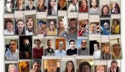 VIDEÓ: Folytatódik a magyar kezdeményezés - ezúttal negyvenen énekelnek együtt