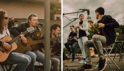 OTT VOLTUNK: A TriTon és a Falltime folytatta a koncertsorozatot a teraszok alatt (FOTÓ+VIDEÓ)