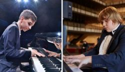 Nézzétek ma Boros Misi és Balázs-Piri Soma Virtuózok koncertjét - Hétfőn Hétkor