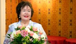 85 éves Lehoczky Zsuzsa, a nemzet színésze