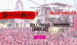 Nagy nevekkel indít a 2018-as Volt Fesztivál - Depeche Mode, Iron Maiden