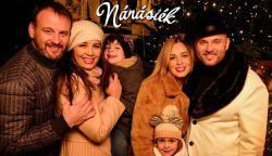 Takács Nikolas, Koszi Janka és Ördög Nóra családja közös ünnepi dalt készített - Legyünk ma csak úgy (+SZÖVEG)