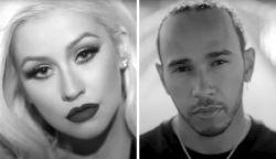 KLIP: Hamilton álnéven adott ki dalt Christina Aguileraval
