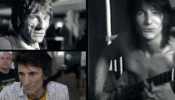Portréfilm a mozikban Ronnie Woodról, a Rolling Stones gitárosáról