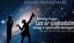 Online tartja bemutatóját a Zenthe Ferenc Színház