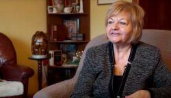 70 éves Jarábik Gabriella népművelő, muzeológus (+VIDEÓ)