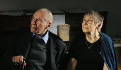 Kurtág György és felesége
