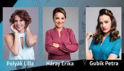 Náray Erika, Polyák Lilla és Gubik Petra lesz a Musical Neked Klub vendége