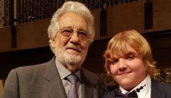 Plácido Domingo meglepetése a Virtuózok nyertesének, Balázs-Piri Somának