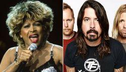 Tina Turner és a Foo Fighters is a Rock and Roll Hírességek Csarnokába kerül